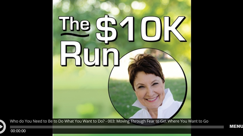 The 10K Run Podcast - Episode 3