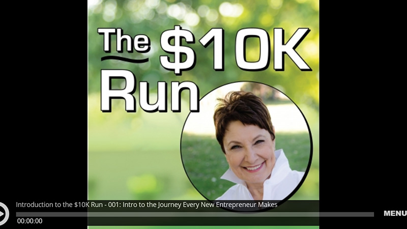 The 10K Run Podcast