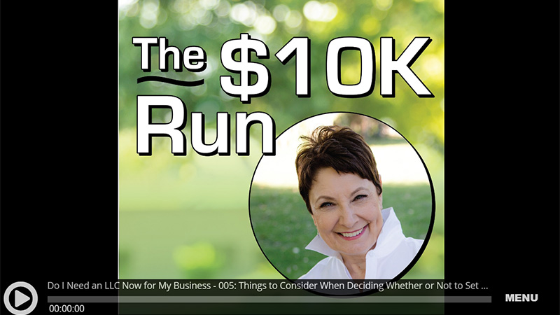 The 10K Run Podcast – Episode 5